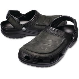 Crocs Yukon Vista Clogs Men Black/Black